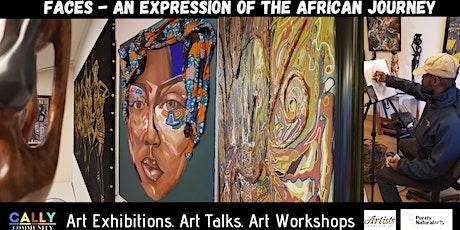 African Art Fair N1 London tickets