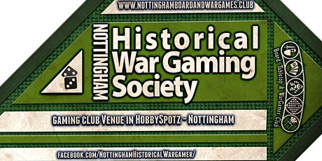 Nottingham Historical Gaming Nights tickets