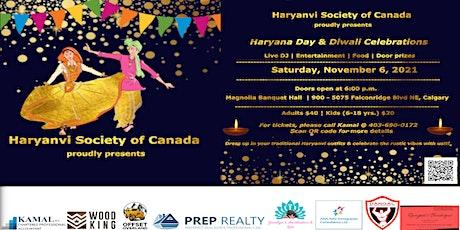 Haryana Day & Diwali Celebrations tickets