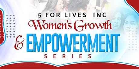 Growth & Empowerment Series - Session 1 (Career) tickets