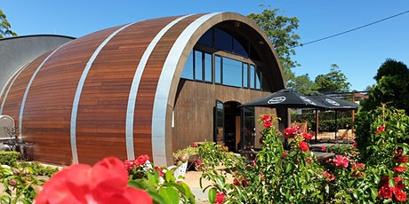 The Barrel Maleny Lunch & Wine Tour tickets