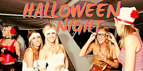Halloween San Diego 2021: Haunted Yacht Party tickets