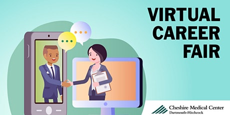 Cheshire Medical Center Campus-Wide Virtual Career Fair tickets