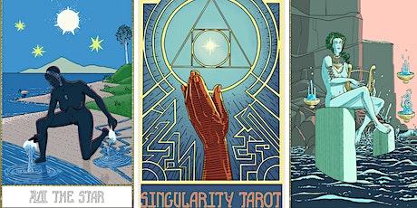 SINGULARITY TAROT ART RECEPTION W/ SAM JACKSON tickets