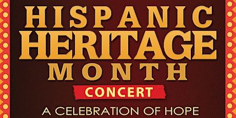 Hispanic Heritage Month Concert tickets