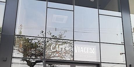 Café E Viagem ingressos