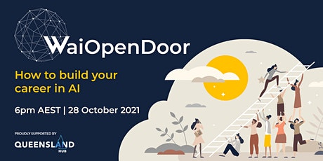 WaiOpenDoor - How to build your career in AI tickets
