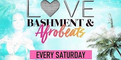 Love Bashment & Afrobeats Saturdays tickets