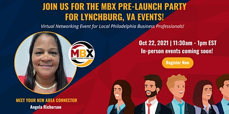 Pre-Launch Party for Lynchburg, VA Networking Events! tickets