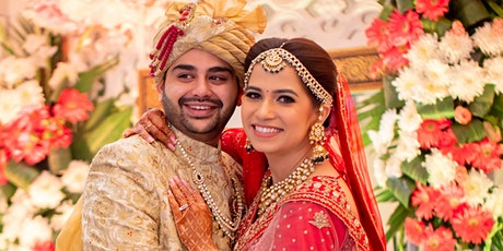 October 23-SFO 2021 - After Covid Matrimony Event! (INDIANS) tickets