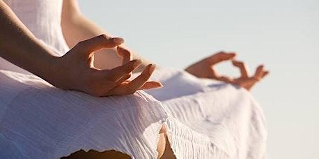Meditation for Beginners Workshop via Zoom tickets