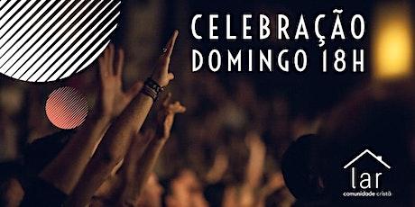 Celebração CCLar PRESENCIAL | Domingo 18h ingressos