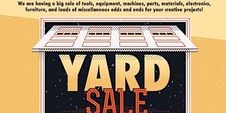 Make Santa Fe & Resourceful Santa Fe Garage-Rummage-Yard Sale tickets