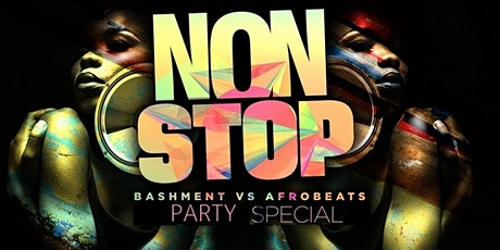 Bashment vs Afrobeats Party tickets