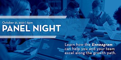 Panel Night tickets