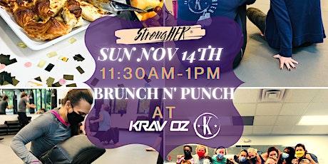 Brunch & Punch tickets