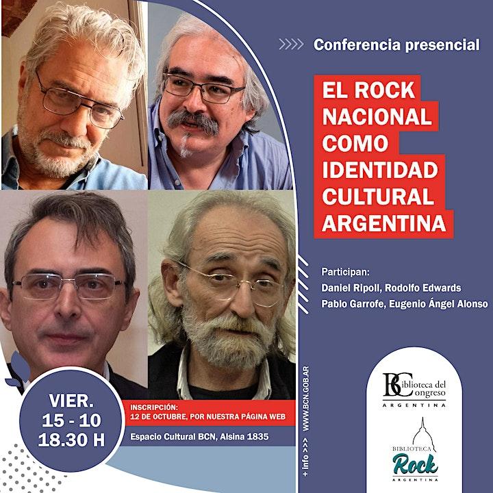 Imagen de El Rock Nacional como identidad cultural argentina