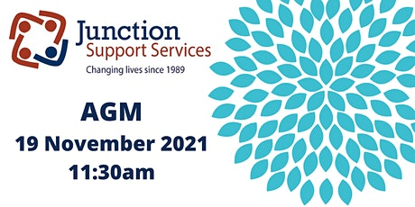 Junction Support Services Annual General Meeting tickets