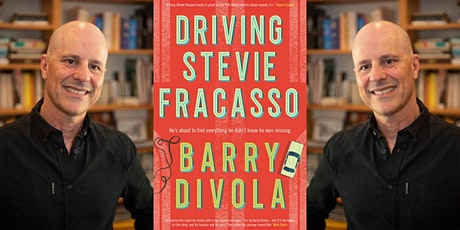 Author talk: Barry Divola tickets