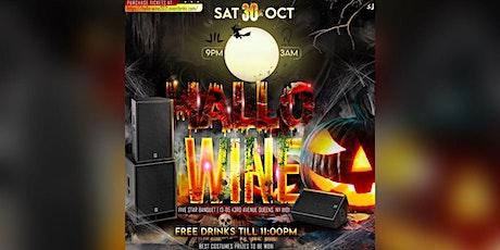 HALLO-WINE tickets