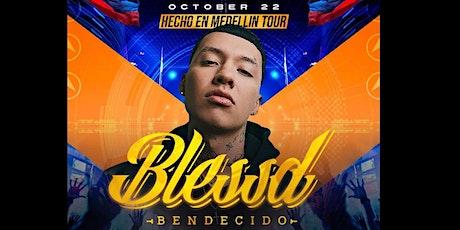 HECHO EN MEDELLIN BLESSD (Tampa) tickets
