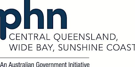 Sunshine Coast: Practice Staff Network Meeting: Mental Health Services tickets