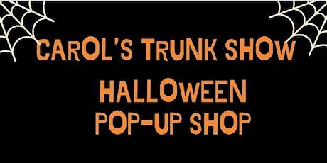 Halloween Pop-up Shop tickets