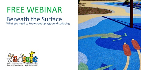 Beneath the Surface - What you need to know about playground surfacing tickets