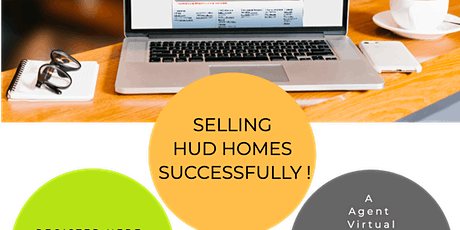 Selling HUD Home Successfully- Agent Round Table tickets
