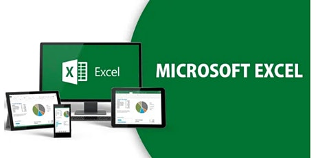 Weekends Advanced Excel Training Course for Beginners Galveston tickets