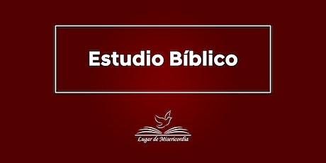 Lugar de Misericordia - Estudio Bíblico entradas