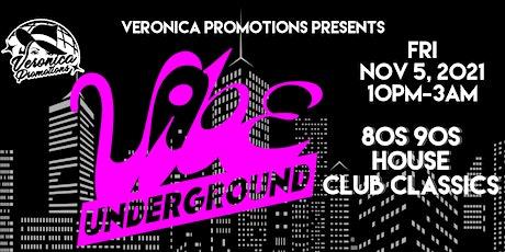 Vibe Underground w/Cloud 9, Cameron Da DJ & Troy O tickets