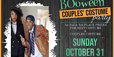 BOOWEEN COSTUME PARTY tickets