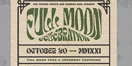 Full Moon Yoga Celebration tickets