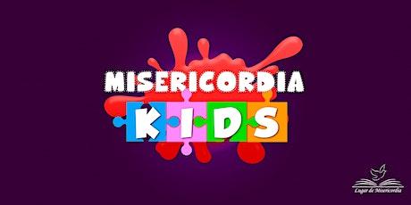 Misericordia Kids -  Estudio Bíblico boletos