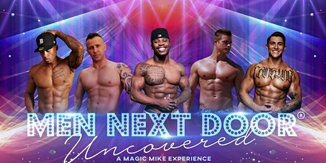 Magic Mike Night at the River's Edge tickets