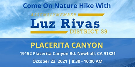 Nature Hike with Assemblywoman Luz Rivas tickets