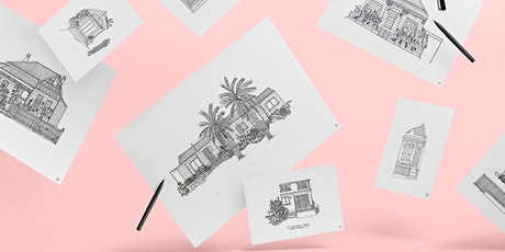 Art Somewhere: Georgia Draws a House, and you can too! tickets