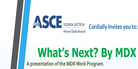 What's Next by MDX tickets