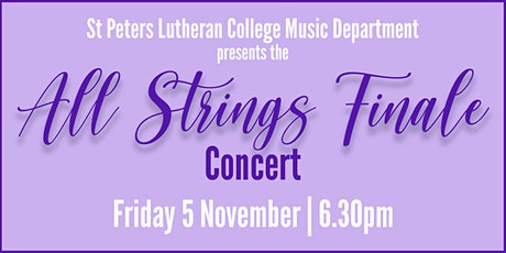All Strings Finale Concert 2021 tickets