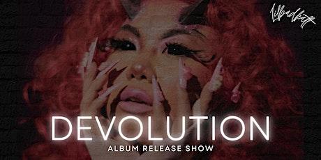 """""""DEVOLUTION"""" Album Release Show tickets"""