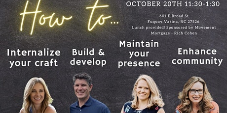 How to engage and grow your real estate business! tickets