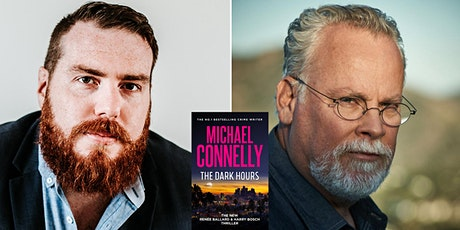 Michael Connelly in conversation with Ben Hobson tickets