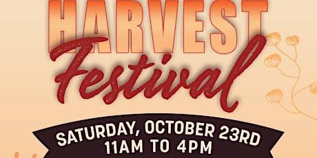 G2G Life Center Harvest Festival tickets