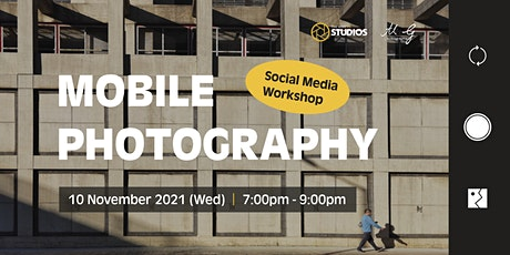 Social Media Workshop: Mobile Photography tickets
