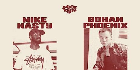 Empire Taste Presents: Wealth Within Meals w/ DJ Mike Nasty & Bohan Phoenix tickets