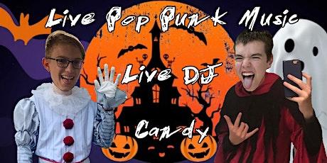 Ian BW's Halloween Spookiversary tickets