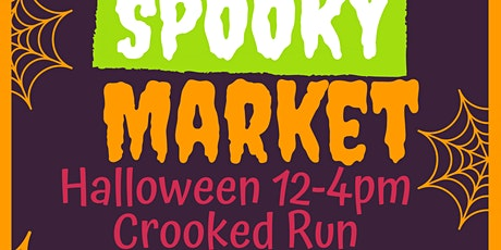 Spooky Market at Crooked Run tickets