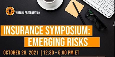 Insurance Symposium: Emerging Risks tickets