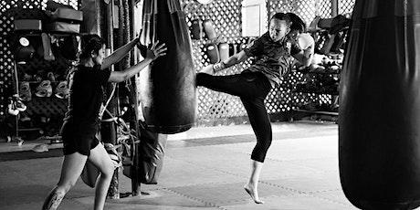 Portfolio Building Workshop: Muay Thai Boxing tickets
